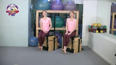 Chair Workout Ten Minute Abs and Core