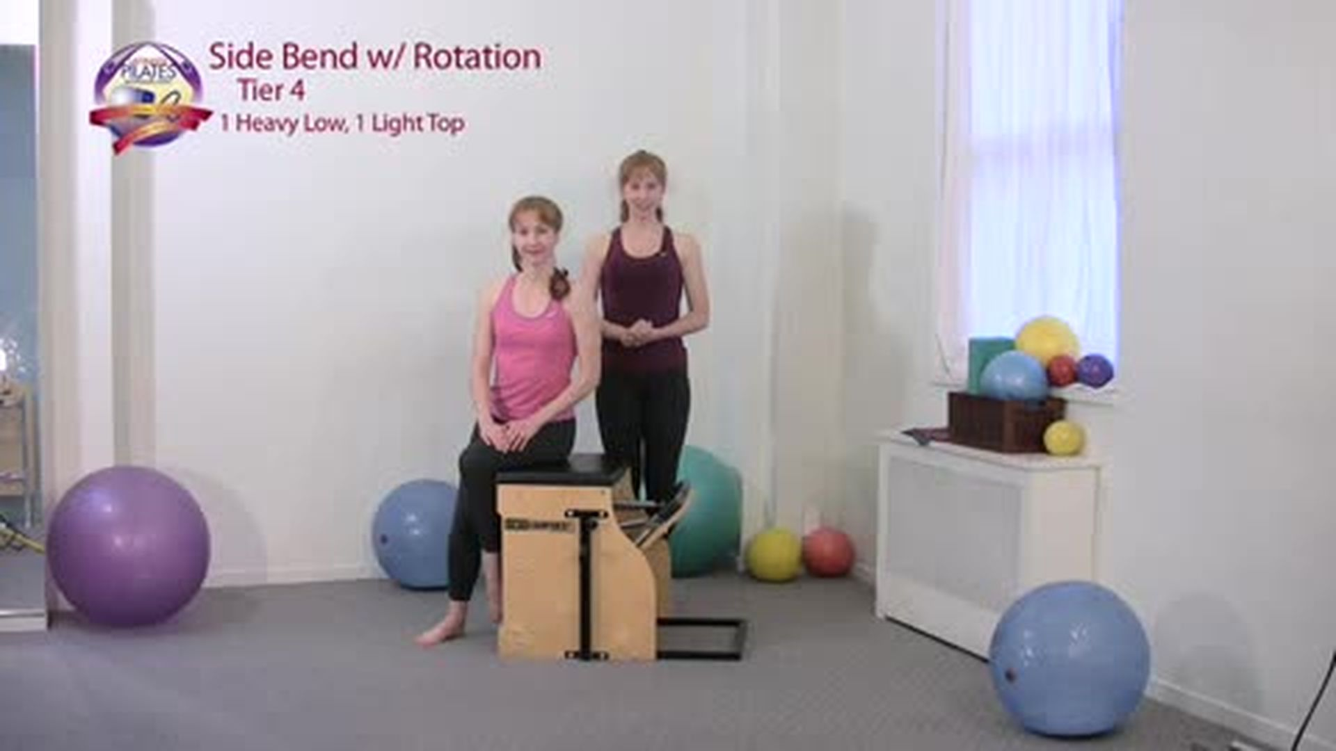 Side Bend With Rotation