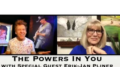 THE POWERS IN YOU- EPISODE 24 - ERIK THE ARTIST