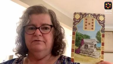 29th August 2021 Daily LENORMAND card spread