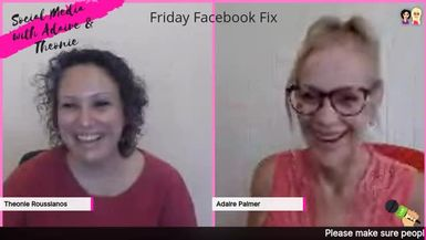 #FridayFacebookFix - Event Insights and Birthday Stories