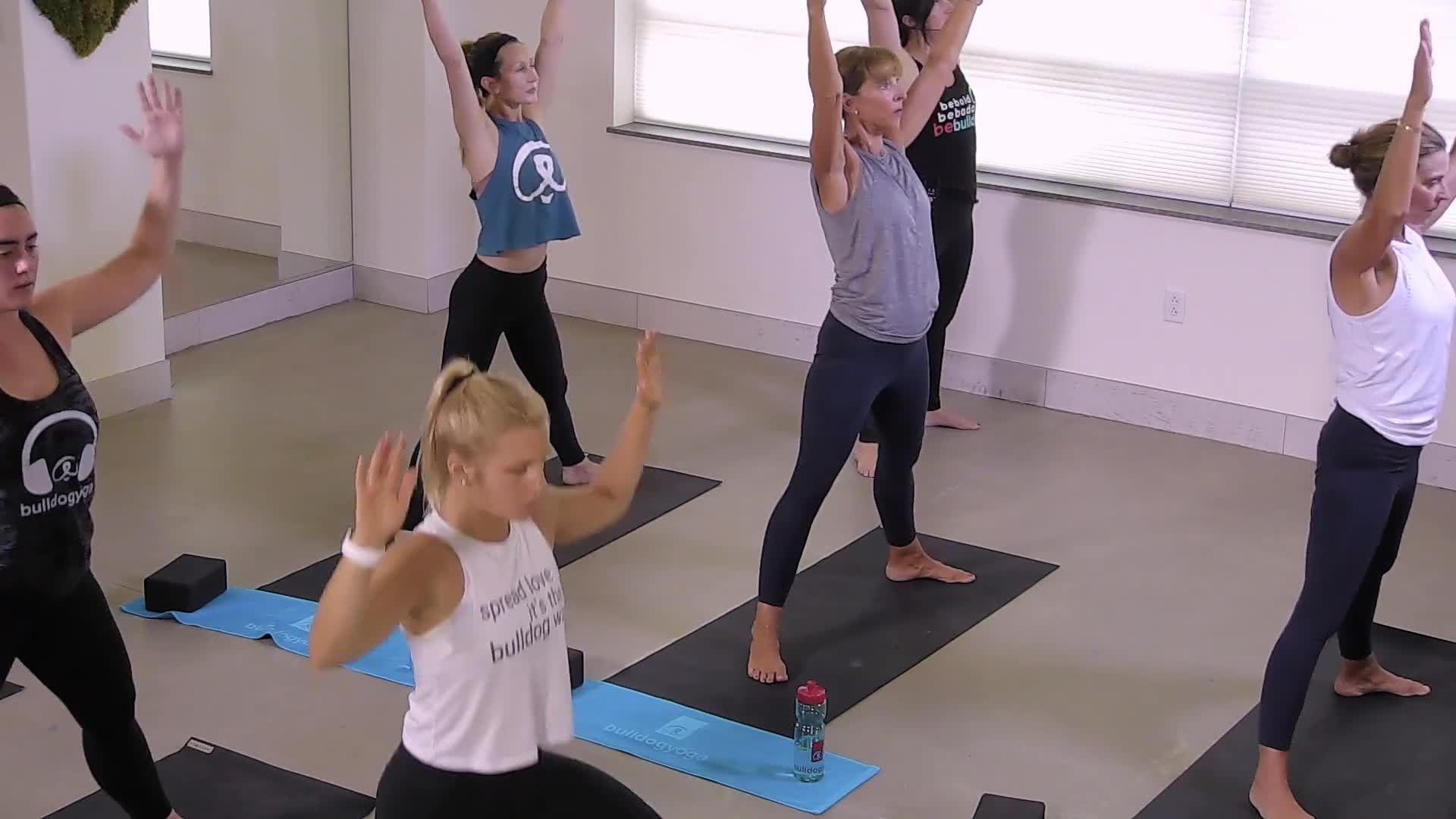 Fire It Up - Power Yoga Flow