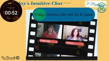Fridays Intuitive Chat -  23rd October 2020