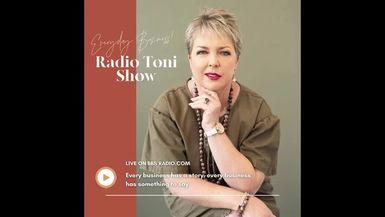 Radio Toni With Dr Angela Wilson