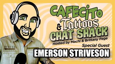 Emerson Striveson, Comedian