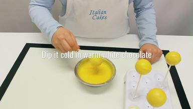 Cakepops- simple decoration by ItalianCakes Kids on Vimeo
