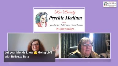 Tuesdays Intuitive Chat with Leanne & Ros - 25th June 2019