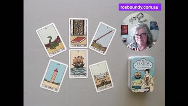 12th September 2021  Daily LENORMAND card spread