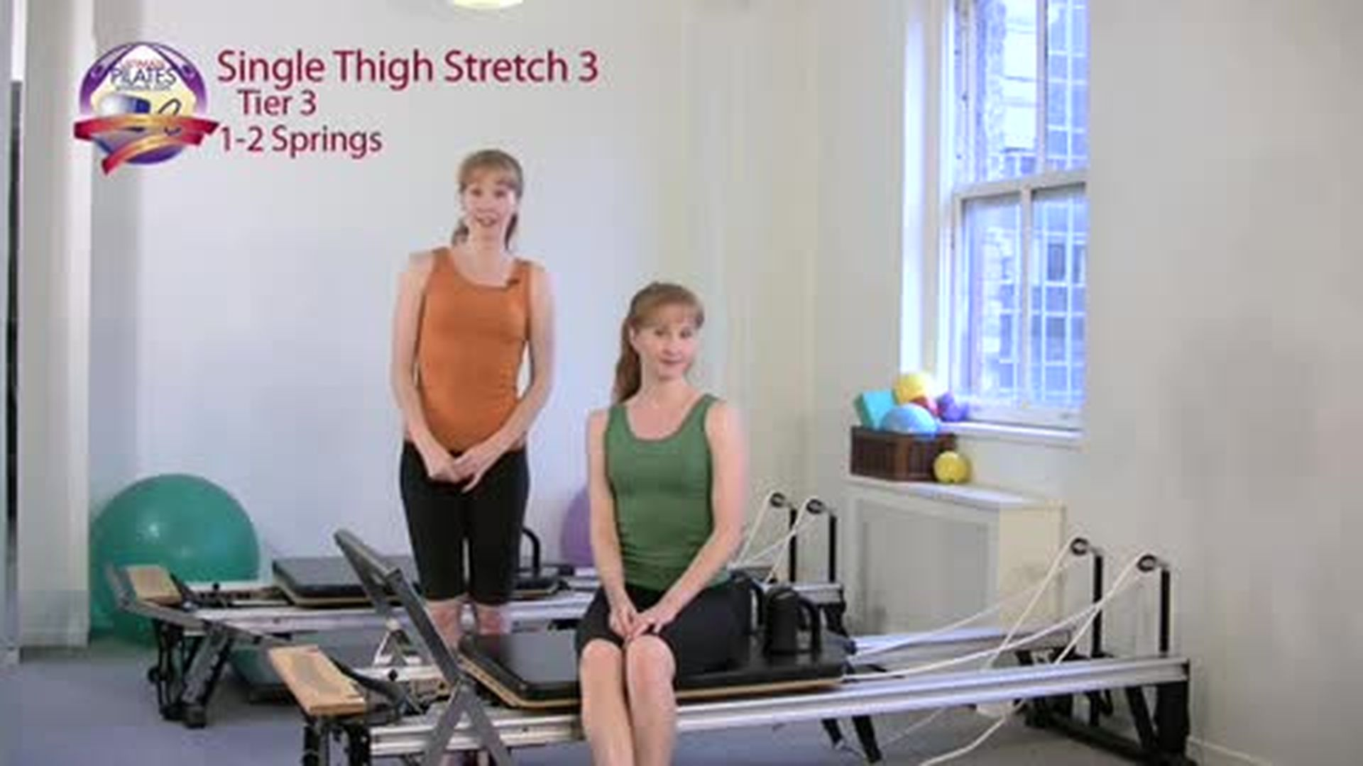 Single Thigh Stretch 3