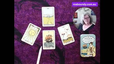11th September 2021  Daily LENORMAND card spread