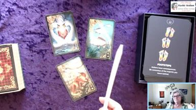 16th September 2021  Daily card spread Reading