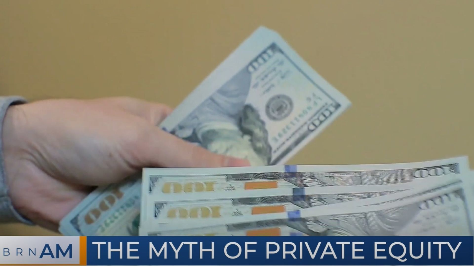 BRN AM | The Myth of Private Equity