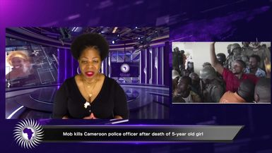 Cameroon Crowd Seeks Street Justice On Gendarme After He K!lls 5 Year Old