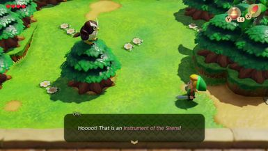 The Legend Of Zelda Link's Awakening Walkthrough With Brick Show Brian - 5. Robbin Moblin