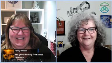 23rd July 2021  Friday's Intuitive Chat with Leanne & Ros