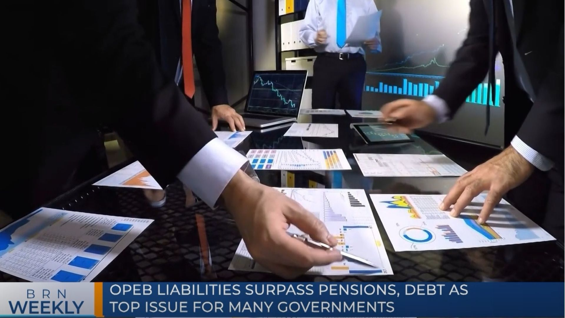 BRN Weekly | OPEB liabilities surpass pensions, debt as top issue for many governments
