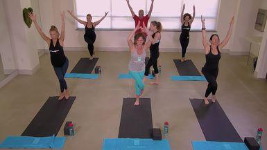 Hips & Hammies 1 - Yoga Stretch & Strengthen