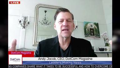 Brad Casper, Chief Executive Officer, Heart & Soul Marketing, A DotCom Magazine Interview