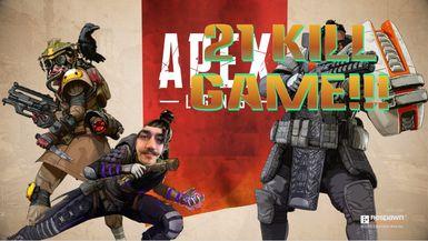 21 K Game!!!!   Apex Legends