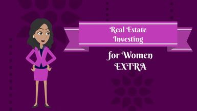 Finding the Buyer/Renter Before You Buy a Property with Lou Brown - REAL ESTATE INVESTING FOR WOMEN EXTRA