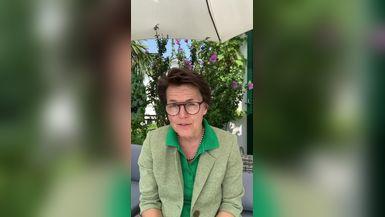 Karin Fuchs, Co-Founder & Vicepresident, SunHeart Business Leaders