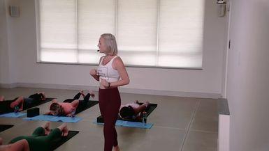 Full Body Activate (Slow Flow Yoga)