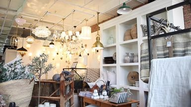 The Local View - Reclaimed Inspired Goods