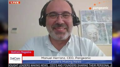 Manuel Herranz, CEO, Pangeanic, A DotCom Magazine Exclusive Interview