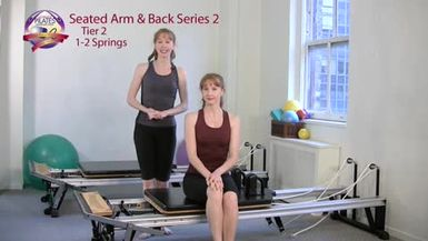 Seated Arm and Back Series 2