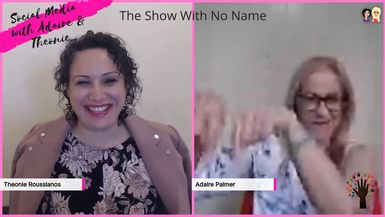 The Show With No Name S1 Ep29 - Using Facebook for Good and not Evil