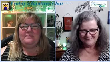 Fridays Intuitive Chat with Ros & Leanne