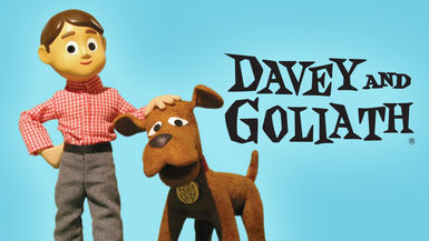 Davey And Goliath - Episode 72 -  Snowboard Christmas Special Hal Smith Dick Beals Norma MacMillan