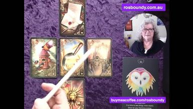 14th Oct 2021  Daily Lenormand Card Spread