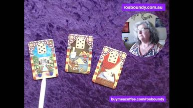 17th October 2021  Daily LENORMAND Card Spread