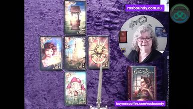 19th July 2021  The Daily Lenormand cards
