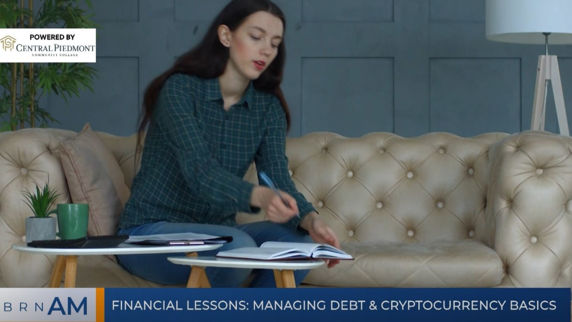 BRN AM   Financial lessons: Managing Debt & Cryptocurrency basics