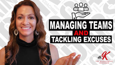 ROCKSTAR Manager - Practical Tips for Managing Teams and Tackling Excuses