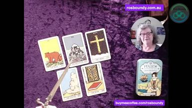 17th July 2021  The Daily Lenormand cards