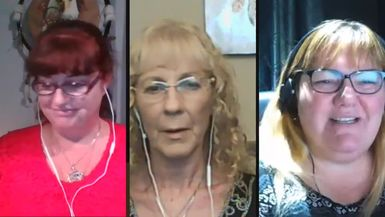 The power of three JOIN US LIVE... with Annette Kirkwood, Leanne Winston Psychic Medium & Clairvoya