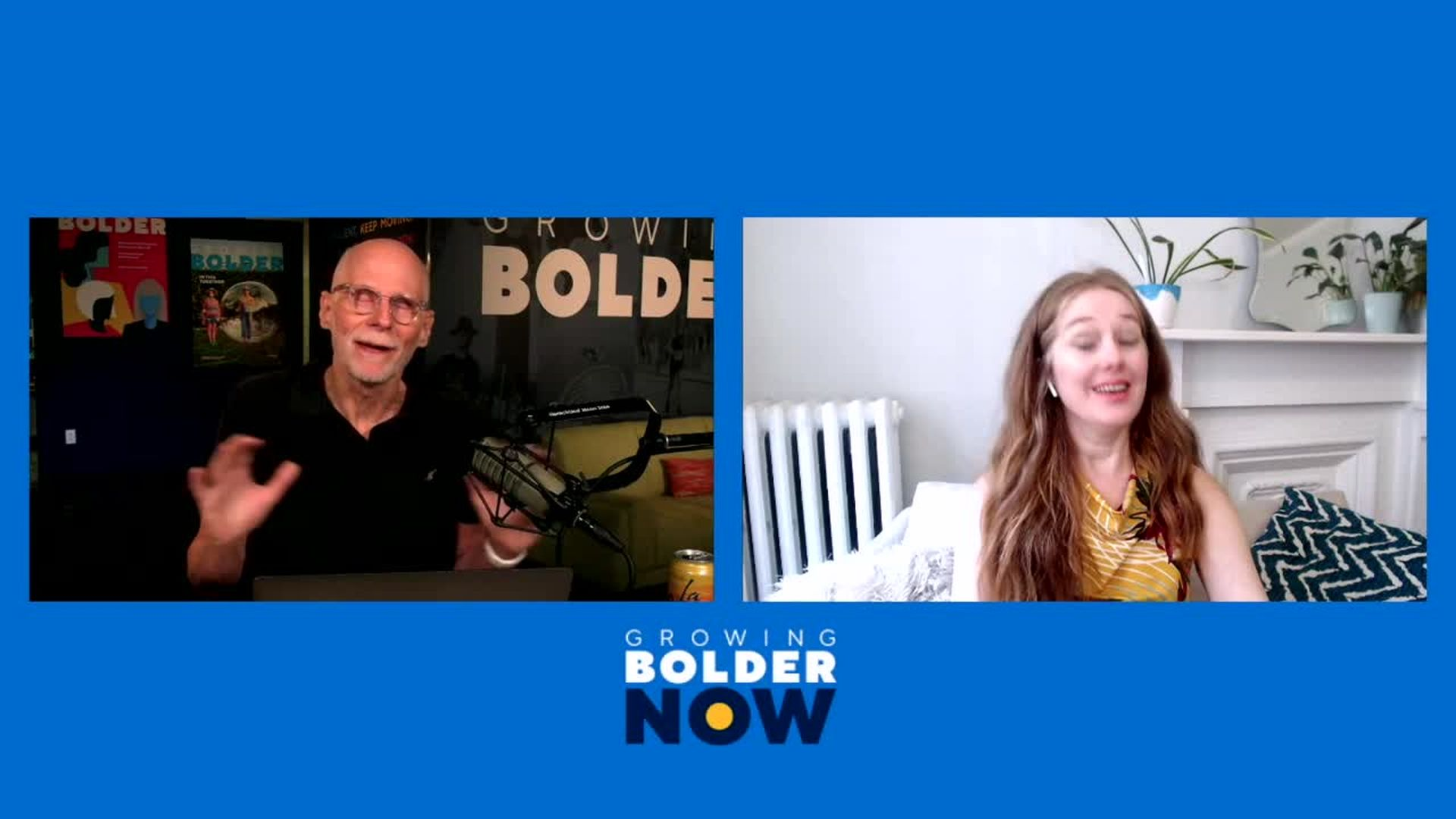 Fashion, Beauty & Aging with Tracy Gold on Growing Bolder