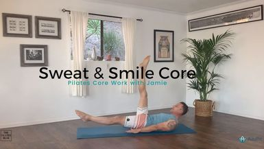 AZULFIT - Sweat & Smile Core Pilates