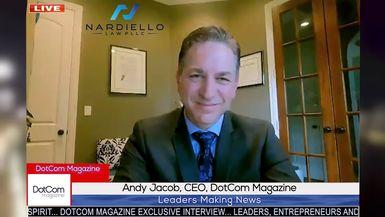 Jason Nardiello, Founder, Nardiello Law PLLC, A DotCom Magazine Exclusive Interview