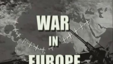 GO INDIE TV - COMBAT SERIES- WAR IN EUROPE