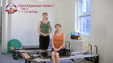 Chest Expansion Series 1