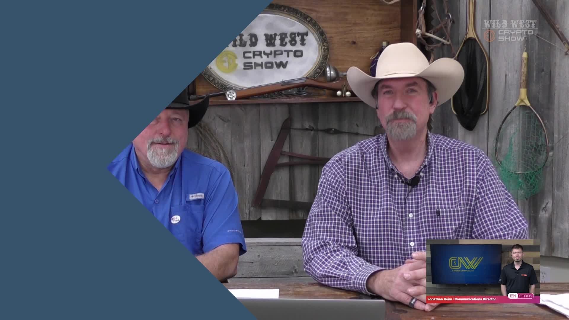 CryptoCurrencyWire Videos-The Wild West Crypto Show Continues to Celebrate Digital Currency Adoption Trends   CryptoCurrencyWire on The Wild West Crypto Show   Episode 133