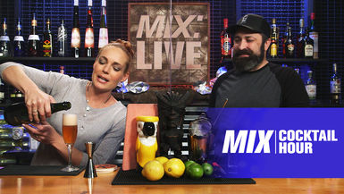 MIX Cocktail Hour S1 E10 New Years Hangover Cures