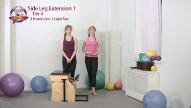Side Leg Extension 1