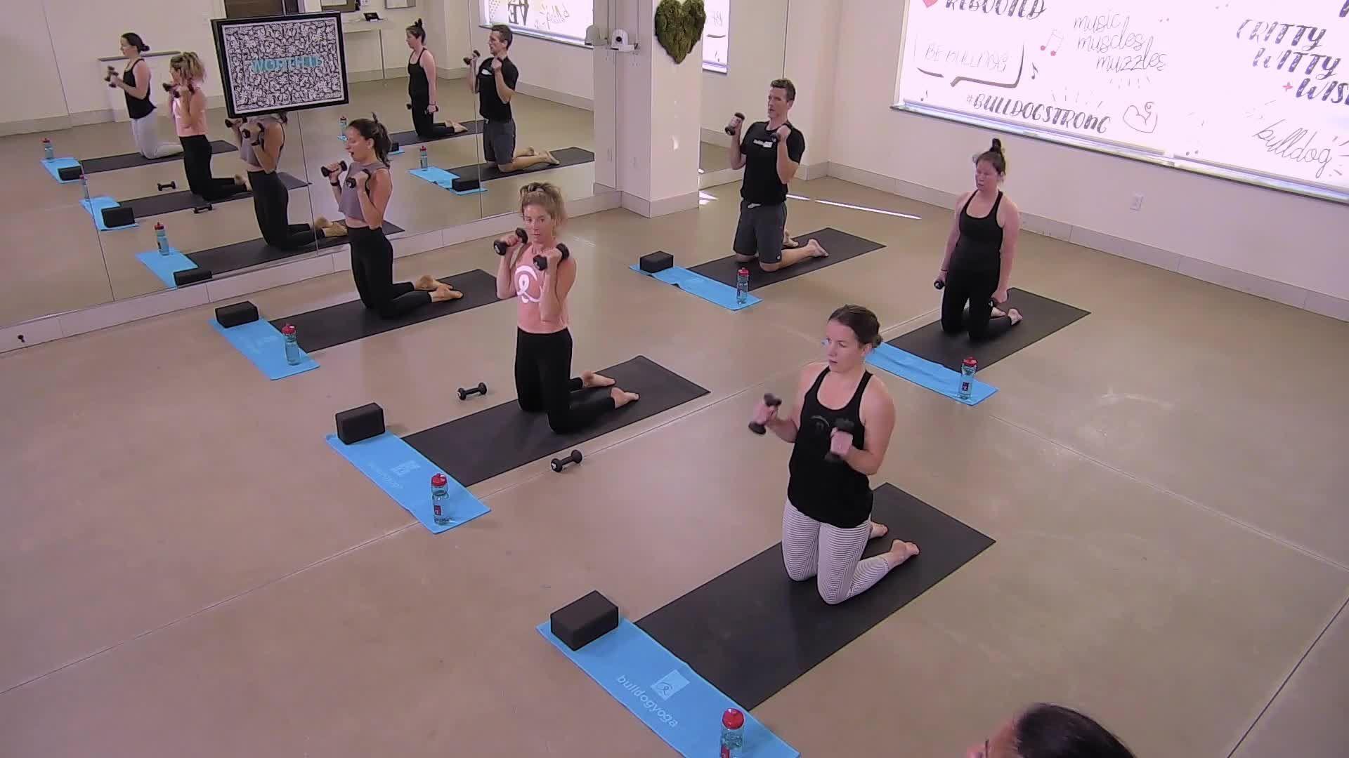 Yoga Sculpt - Full Body