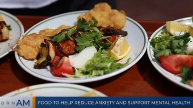 BRN AM | Food to help reduce anxiety and support mental health