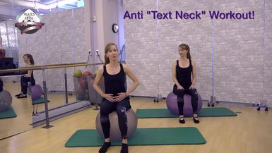 "The Anti ""Text Neck"" Workout"